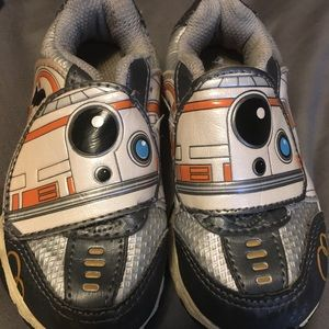 Star Wars BB8 Shoes Light Up 6
